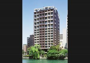 福冈市中州绝好位置高级公寓 Grand E'terna  天神桥