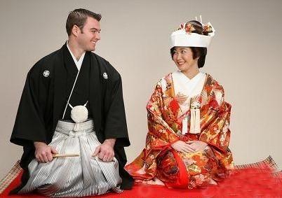 参加日本人婚礼细节你知道多少?