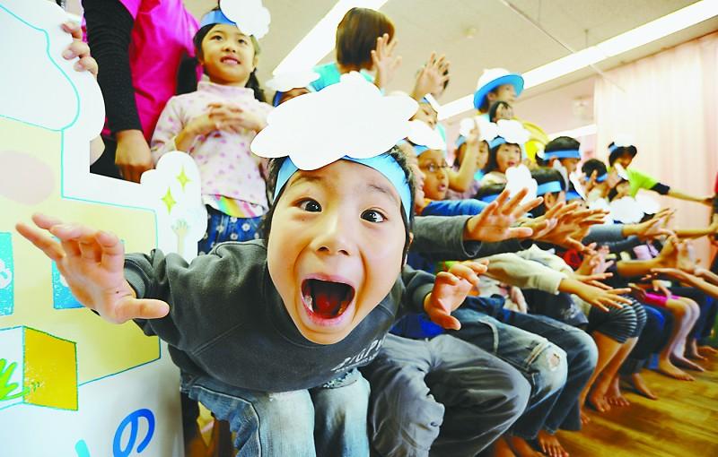 """看日本人""""拼养""""孩子的好处"""
