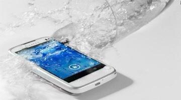 手机进水如何处理?