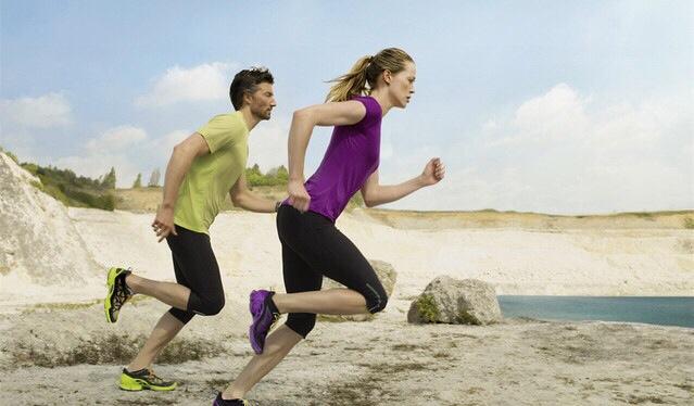 跑步八周总结:不累是坚持的秘密
