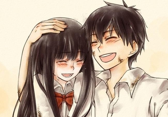"""用日语表达不同的""""笑"""""""