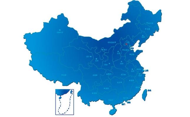 中国省市行政区及省会日语读法