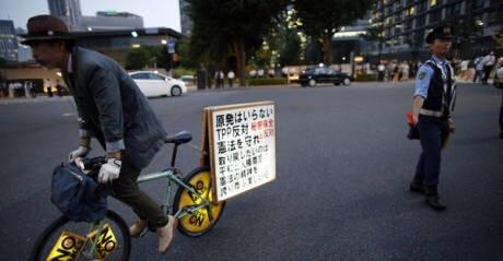 日本解禁集体自卫权,嚷什么?