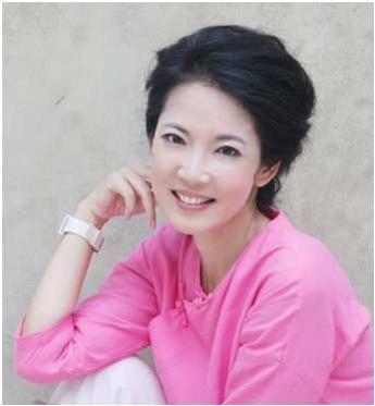 张德芬:内心强大的女性最美丽!