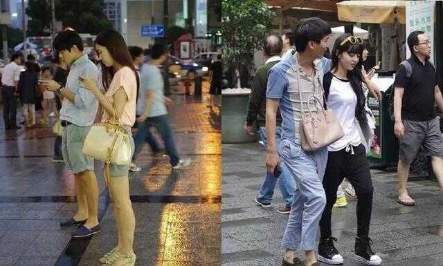 中国男人配不上中国女人?