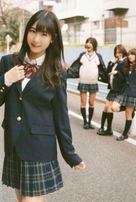 带你了解真实的日本女孩
