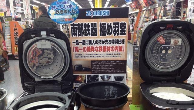 日本的电饭锅为什么那么贵?