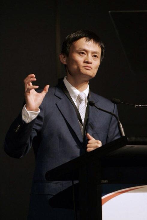 """马云致投资者公开信的潜台词:""""要乖"""""""