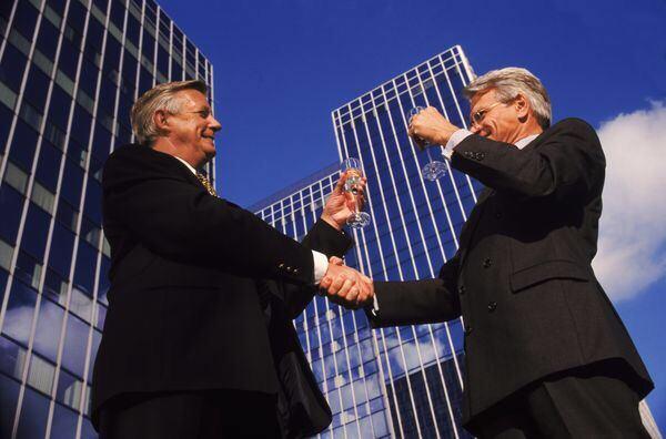 合伙人的重要性超过了商业模式和行业选择