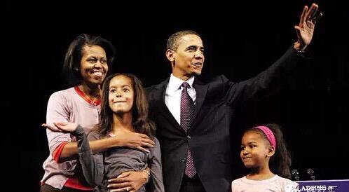 奥巴马写给女儿的建议:停止16件事