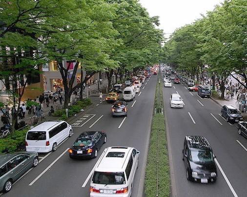 为什么日本人靠左通行?真相很残酷