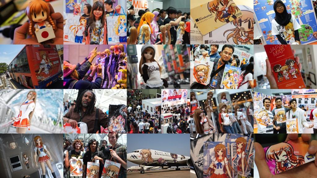 是谁打造了日本旅游吉祥物?