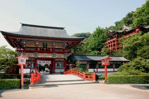 九州旅游攻略之佐賀県鹿島市---【祐徳稲荷神社】