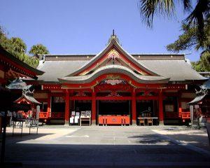九州旅游攻略之宮崎県宮崎市--【青島神社】