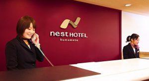 九州旅游攻略之酒店信息【Nest Hotel Kumamoto(熊本内斯特酒店)】
