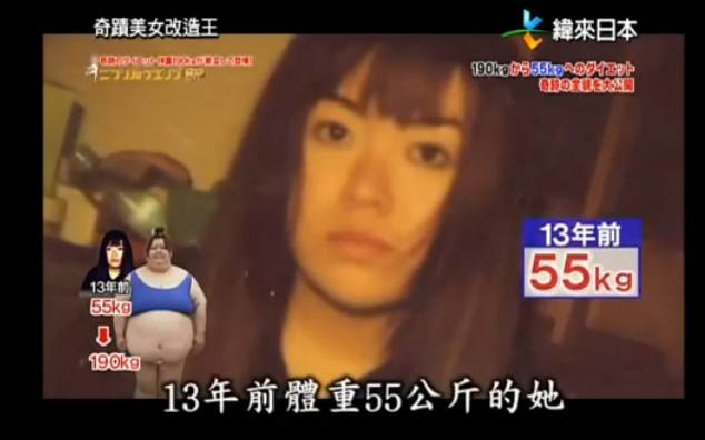 【安利】日本神奇的综艺节目,不管是哪种类型的胖子都能瘦成一道闪电……