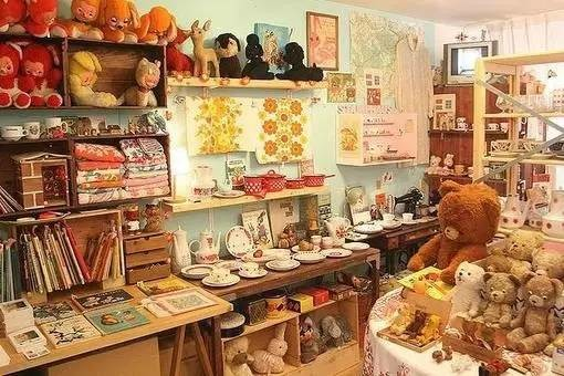 如果你是女生是否会喜欢福冈这样的杂货店?