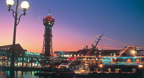 今冬中国人海外旅游排行榜,福冈第9位。