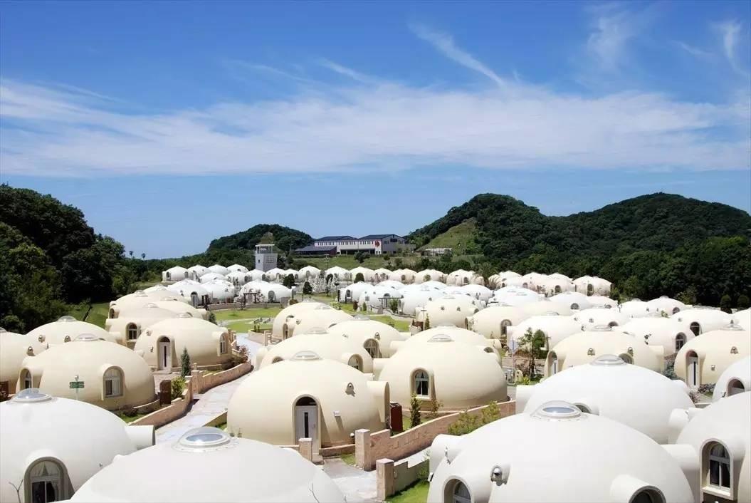 日本和歌山县的这个酒店,来一次你就不想走了……