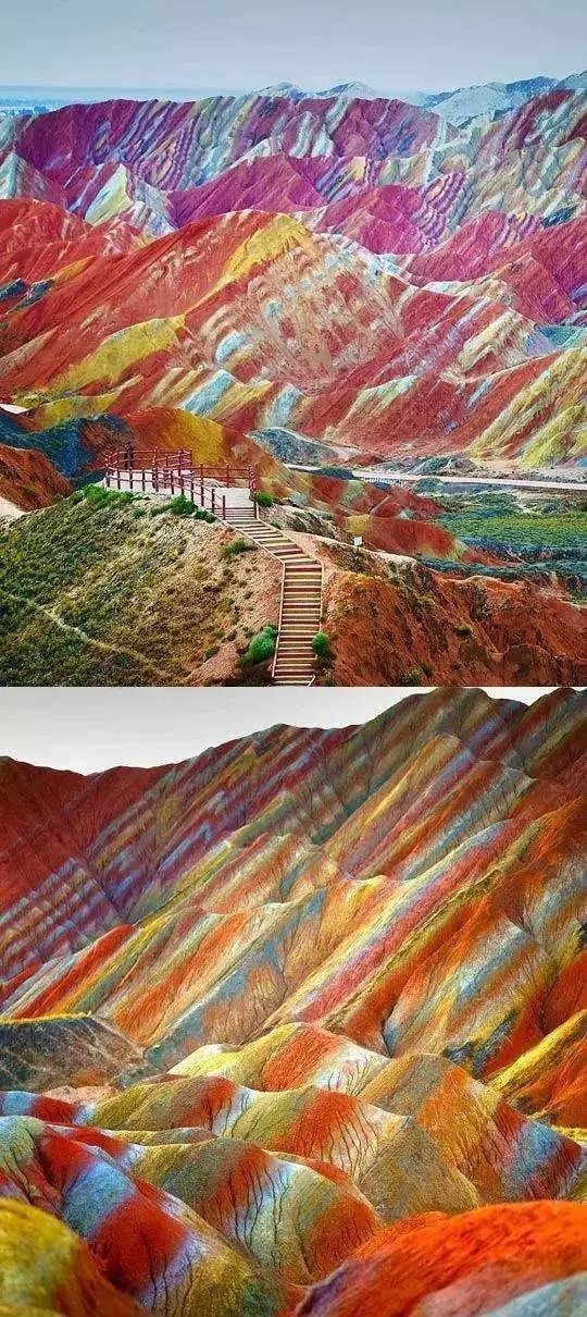 中国这些地方不知道比日本美多少倍!