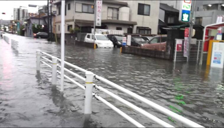 日本人试验出对付洪水救命方法!视频传播的太晚,否则有不少人可以活下来