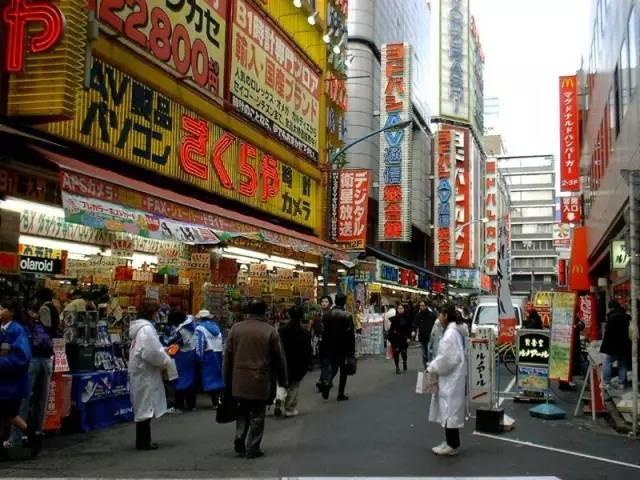 换一个角度看日本,竟然偷偷的攒了那么多家底