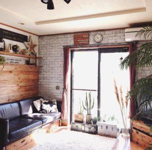 日本80后小夫妻Ins爆红!全手工搞定整个家的家居装饰!