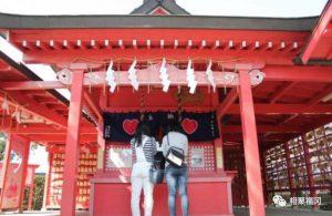 啥?粉晶石都救不了你的爱情了?那一定要来福冈的恋木神社