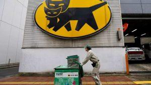日本著名的小黑猫快递,居然要涨价。原因你根本想不到