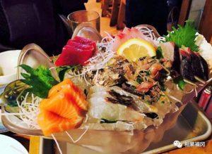 【九州自由行之福冈】500日元满满生鱼片拼盘,这家店疯了吧