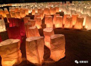 日本福冈博多的专属秋季浪漫:点亮城市的博多灯明
