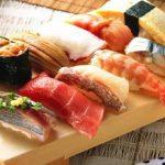 最然这些日本寿司