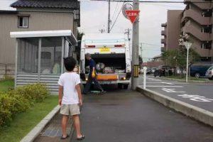 日本的垃圾都去哪儿了?没有垃圾桶的街道居然没有垃圾,被吃掉了吗?