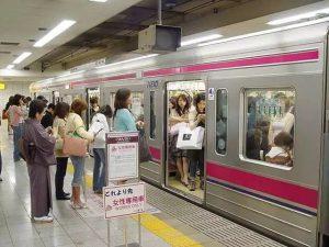 日本社会对于女性的保护,不光在嘴上……