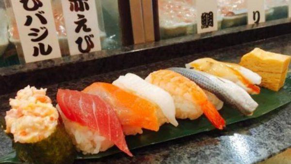 【福冈必吃】分秒必争!日本上班族人气立食寿司:寿司将军