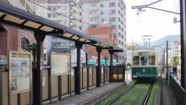 【日本九州自由行之长崎】便利路面电车,带您环游坂道之街
