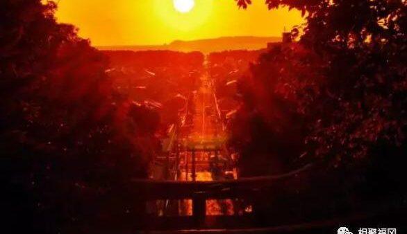 【日本九州自由行之福冈】宫地岳神社~日本第一大注连绳,保佑你从年头顺到年尾