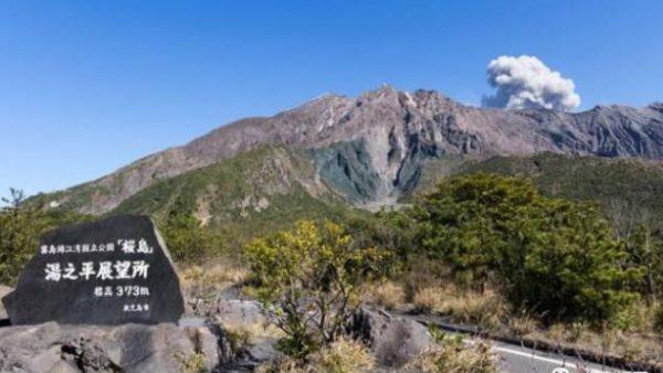 【日本九州自由行之鹿儿岛】樱岛火山渡轮一日散策