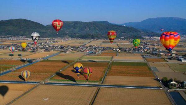 【日本九州自由行之佐贺】如何去佐贺国际热气球嘉年华凑热闹