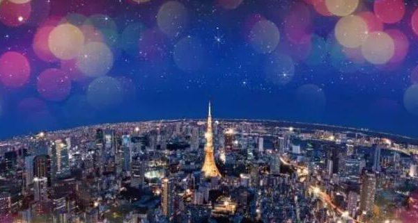 【日本自由行之东京】最新AR技术让你仿佛置身宇宙,六本木展望台闪亮亮点灯活动登场