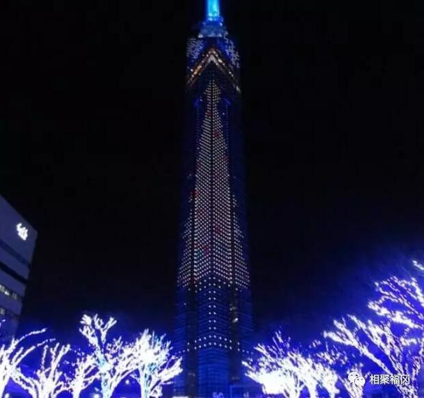 【日本九州自由行之福冈】光影世界,缤纷闪耀的冬日福冈,最值得一看的霓虹灯景点4选