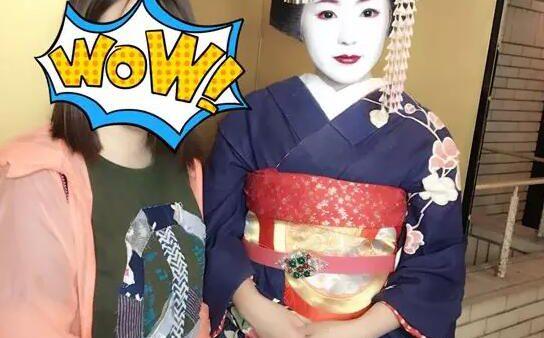 【日本自由行】过完过山车就去看艺妓小姐姐,究竟是一种怎样的体验