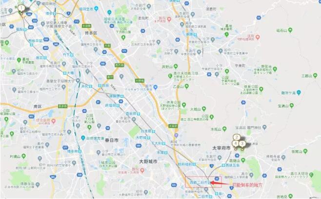 【福冈经典观光线路】坐车去太宰府走一走看一看