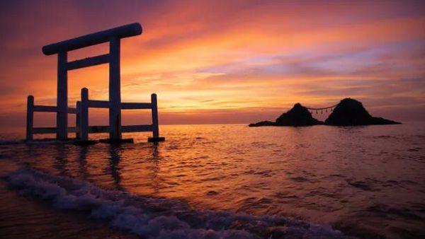 【九州自由行之福冈】时尚的日本小姐姐都会去打卡的系岛美景,你也去吗?