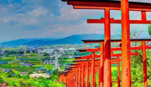 美到令人窒息!来九州四间人气神社寻找绝美风景