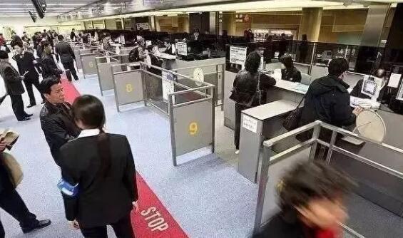 来日本旅游不知道怎么入境?看这里就够了
