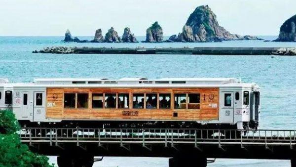 日本九州|go,go,go,乘着小火车去观光