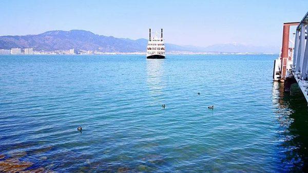京都与滋贺民众的千年爱恨纠葛,竟都是因为这片湖?!