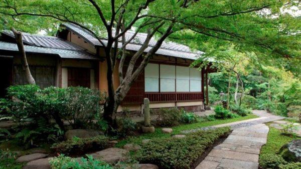 疫情下的城市绿洲 | 连续17年排名第一的日本庭园,告诉你什么是美如画!